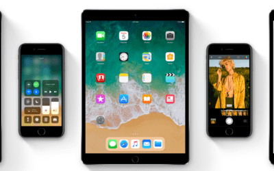 The New iOS 11 Release Is Just Another Reason You Should Choose iPad Tablets For Your Mobile Workers