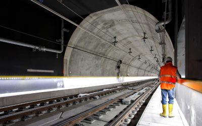 Tunnelling – How to Improve Complex Data Capture for Quality Control and Risk-Reduction